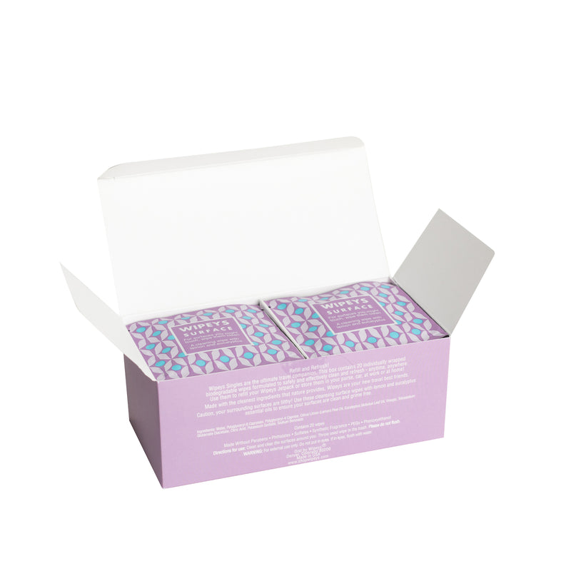 Surface Wipes Box | Wipeys