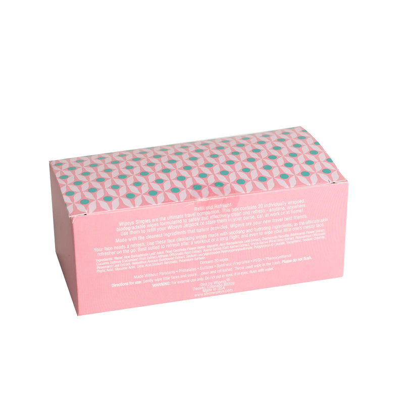Face Wipes Box | Wipeys