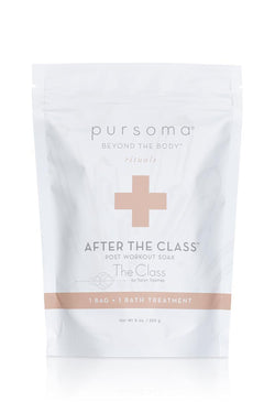 After the Class Bath Treatment | Pursoma