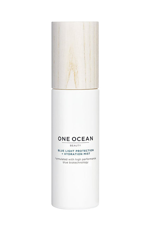 Blue Light Protection Hydration Mist | One Ocean Beauty