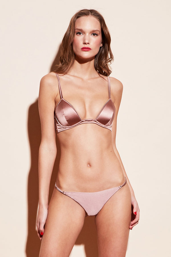 Luxe Cheeky in Tan by Fleur du Mal