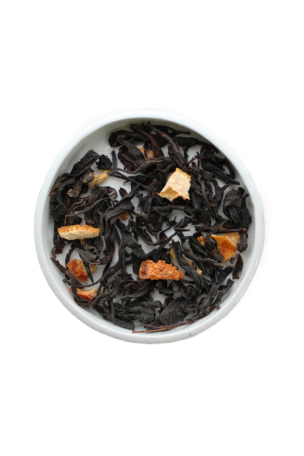 Signature Earl Grey Tea by Leaves and Flowers