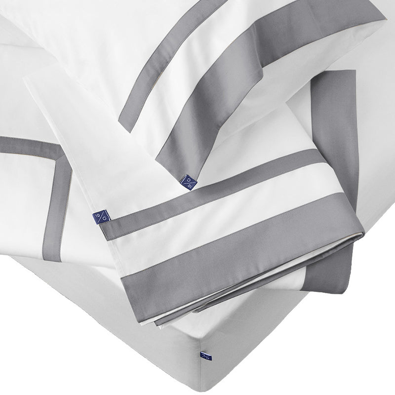 The Hudson Sheet Set in Grey