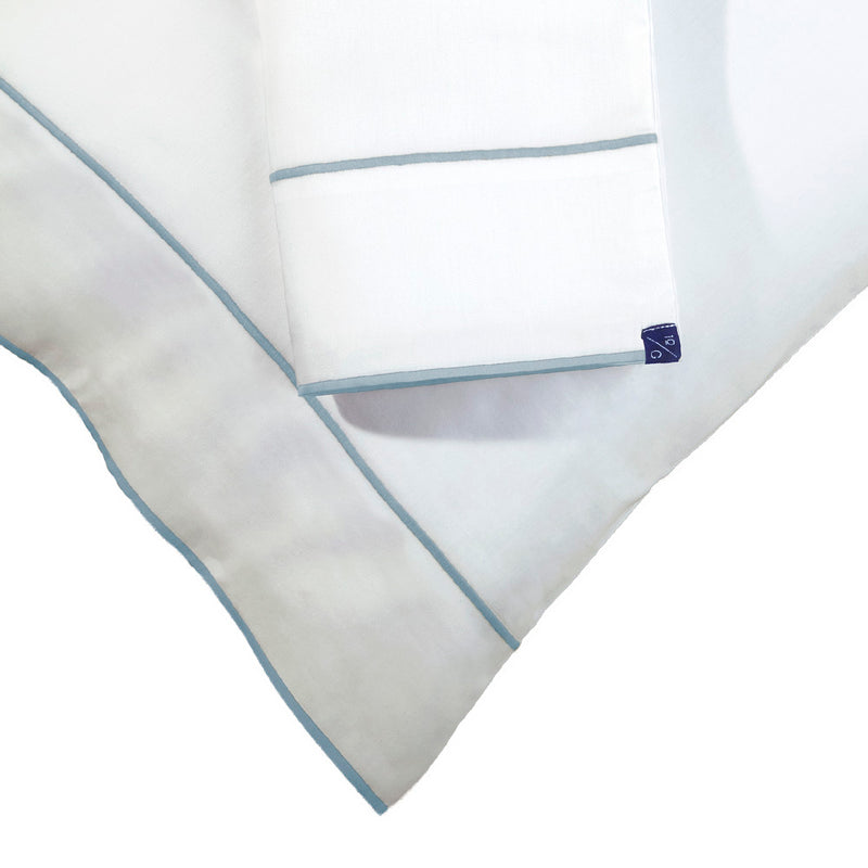The Irving Sheet Set in Blue