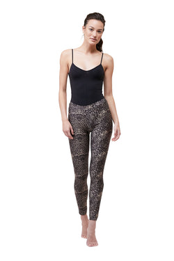 Leopard Radius Legging by Live The Process