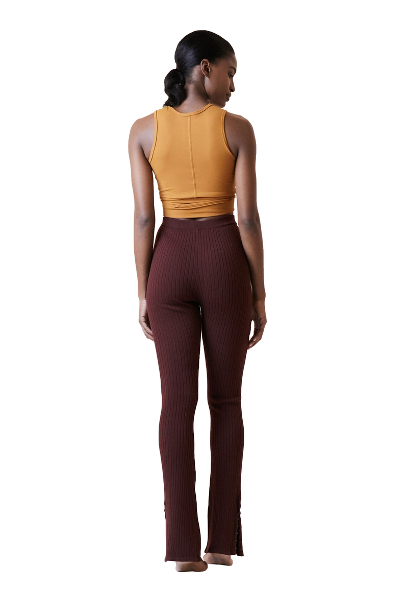 Raisin Flare Pant by Live The Process