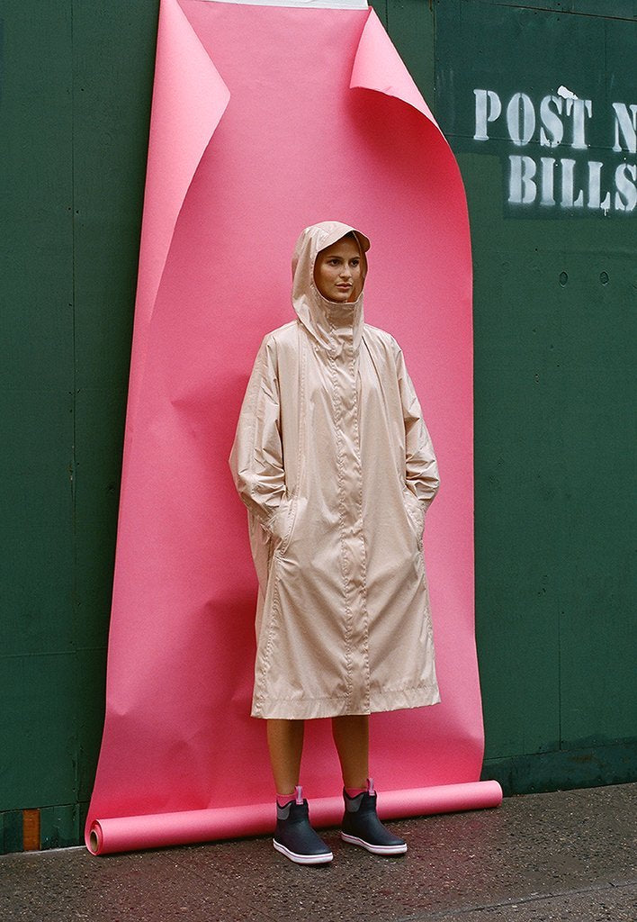 Stephanie Raincoat
