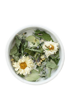 Sleep Tea by Leaves and Flowers