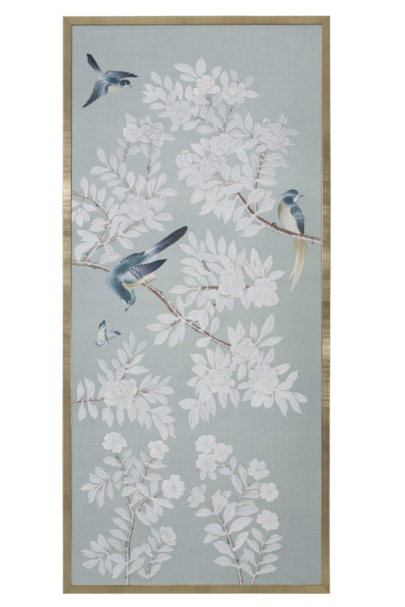 Framed Chinoiserie Panels