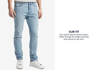 Tommy Hilfiger Men's THD Slim Fit Jeans - FreshFitForGuys