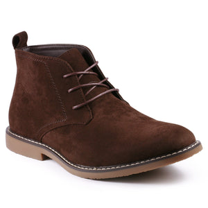 Lace Up Casual Fashion Ankle Chukka Boot - FreshFitForGuys