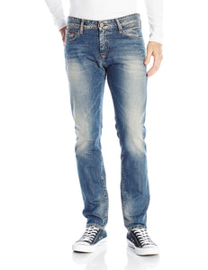 Tommy Hilfiger Denim Men's Jeans Original Scanton Slim Fit Jean - FreshFitForGuys