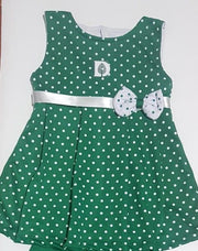 Mini Polka Dot Dress