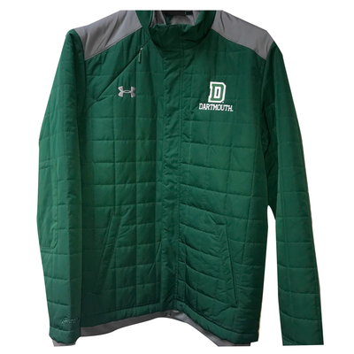 "Under Armour Dartmouth ""D"" Quilted Jacket"