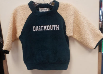 Dartmouth Crew Neck Pullover Sweatshirt