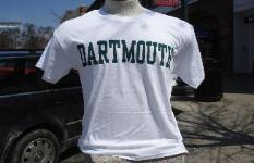 Dartmouth White T-Shirt