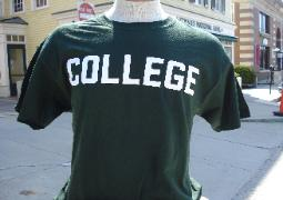 "Dartmouth ""College"" T-Shirt - Not Available"
