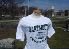 "Dartmouth ""Football"" T-shirt - Not Available"