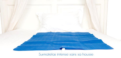 Surmatelas intense sans son Thermorégulateur