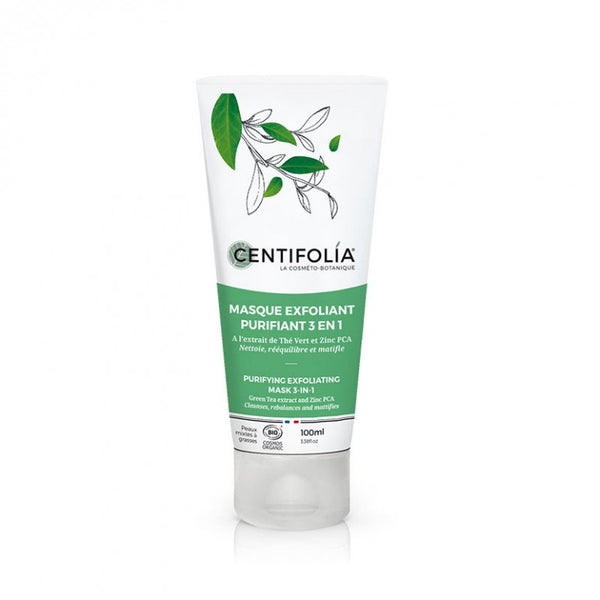 Masque exfoliant purifiant