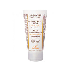 Masque hydratant argan/fleur d'orange