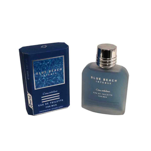 Eau de Toilette Blue Beach Intense