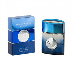 Eau de Toilette Homme Silver Light