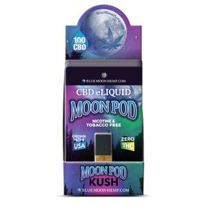 Juul Moonpod KUSH 125mg 1ml Anxiety Pain Management Depression Nausea