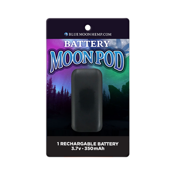 Juul Moonpod Battery  Anxiety Pain Management Depression Nausea