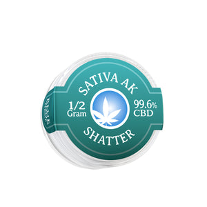 Shatter 498mg Cannabidiol Pain Relief Sativa Natural Organic Quality Anxiety