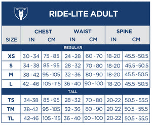 ADULT RIDE-LITE