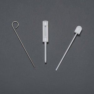 3.2mm Stainless Steel Trocarkit with Chlorhexidine and Tegaderm