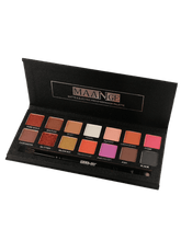 Load image into Gallery viewer, Professional 14 Colors Matte Electric Pro Eyeshadow Palette - Vipbeautycompany.com