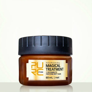 treatment mask 5 seconds Repairs damage restore soft hair 60ml for all hair types keratin Hair & Scalp Treatment - Vipbeautycompany.com