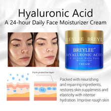 Load image into Gallery viewer, BREYLEE Face Cream Hyaluronic Acid Moisturizing Day Cream Retinol Anti Wrinkle Vitamin C Whitening Skin Care Acne Treatment 40g - Vipbeautycompany.com