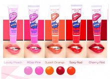 Load image into Gallery viewer, Romantic bear pomade Peel-off Waterproof long lasting Lip Gloss tint baton eosed balm lipsticks Long Lasting Makeup wow lips x1 - Vipbeautycompany.com