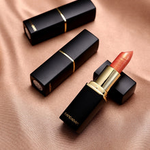 Load image into Gallery viewer, Brand Professional Lips Makeup Waterproof Shimmer Long Lasting Pigment Nude Pink Mermaid Shimmer Lipstick Luxury Makeup Cosmetic - Vipbeautycompany.com