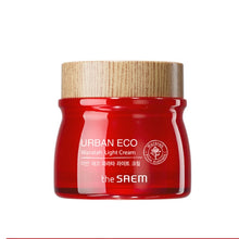 Load image into Gallery viewer, SAEM Urban Eco Waratah Light Cream 60ml Korea Face Cream Moisturizing Repair Rough Skin Smooth Facial Care Day Cream - Vipbeautycompany.com