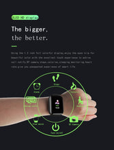 Load image into Gallery viewer, 2019 Smart Watch Men Heart Rate Monitor Fitness Tracker Waterproof Touch Screen Smartwatch Women Watch Sport For Android IOS - Vipbeautycompany.com