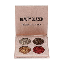 Load image into Gallery viewer, BEAUTY GLAZED Eyeshadow Pallete Cosmetics Makeup Waterproof Natural Glitter Luminous Matte Shimmer Eye Shadow Palette Powder