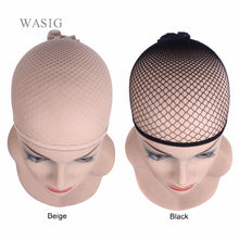 Load image into Gallery viewer, Top Hairnets Good Quality Mesh Weaving  Wig Hair Net Making Caps  Weaving Wig Cap  Hairnets - Vipbeautycompany.com