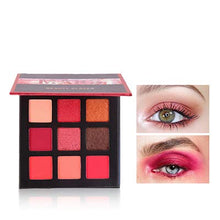Load image into Gallery viewer, Beauty Glazed 18 Color Nude Shining Eyeshadow Palette Makeup Glitter Pigment Smoky Eye Shadow Pallete Waterproof Cosmetics - Vipbeautycompany.com