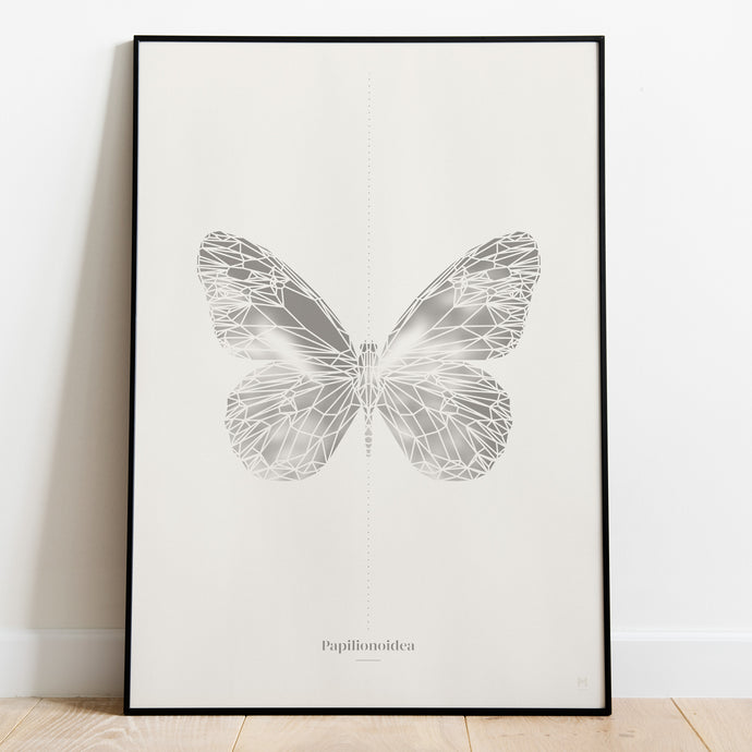 Insect Collection – Butterfly Paper Cut Wall Art