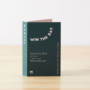 Win the day - positivity card deck