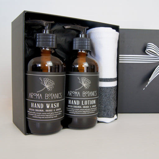 Aroma Botanics Orange, Ginger and Spiced Cinnamon Kitchen Gift Box