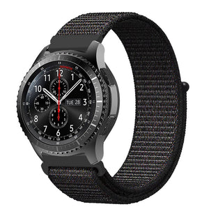 Nylon Watchband for Samsung Gear S3 and S2 with Adjustable Closure - Tech Gears