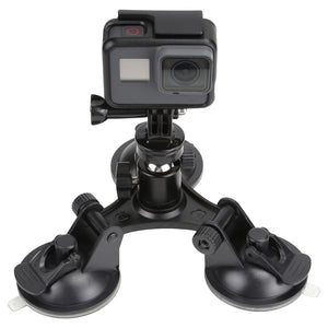 3 Suction Cups Mount - Tech Gears