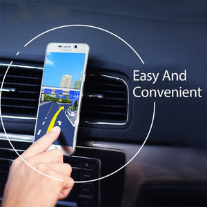 Magnetic Mount for Car Air Vent - Tech Gears