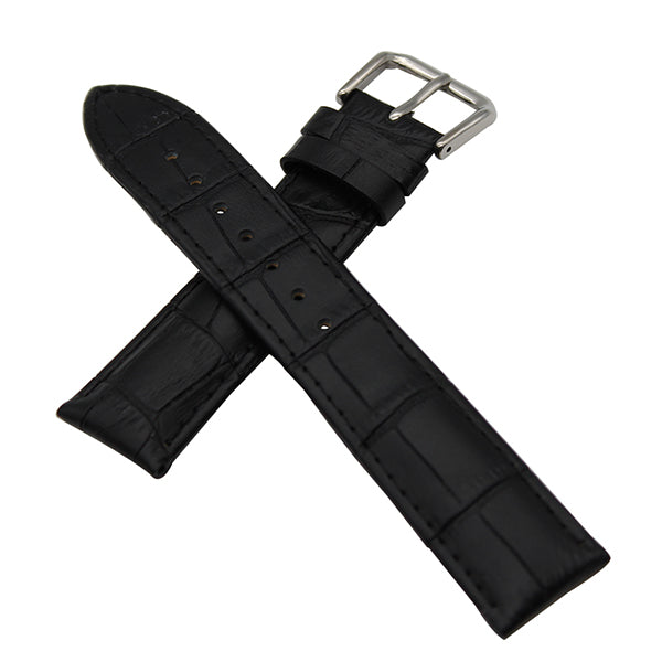 Croco Genuine Leather Watch Band for Samsung Galaxy Watch 42mm and Gear S2 Classic - Tech Gears