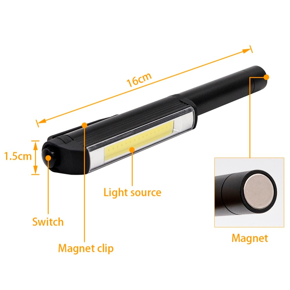 Pocket LED Penlight - Tech Gears
